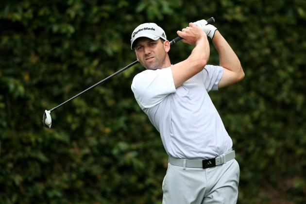 2013 Masters Leaderboard: Latest Day 2 Updates for Players on the Course