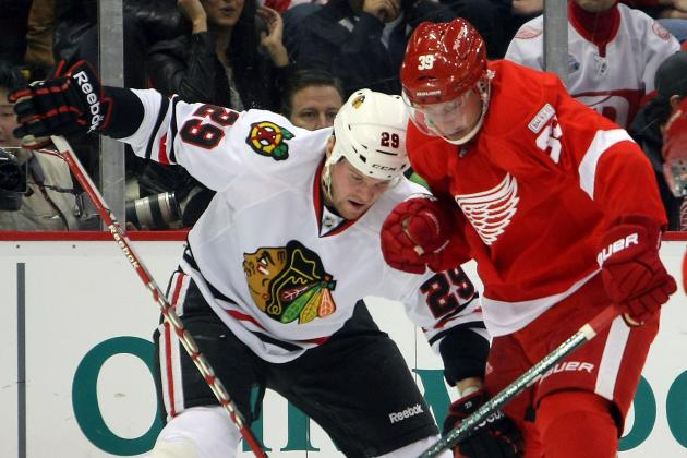 Chicago Blackhawks: Game with Red Wings Could Be Playoff Preview