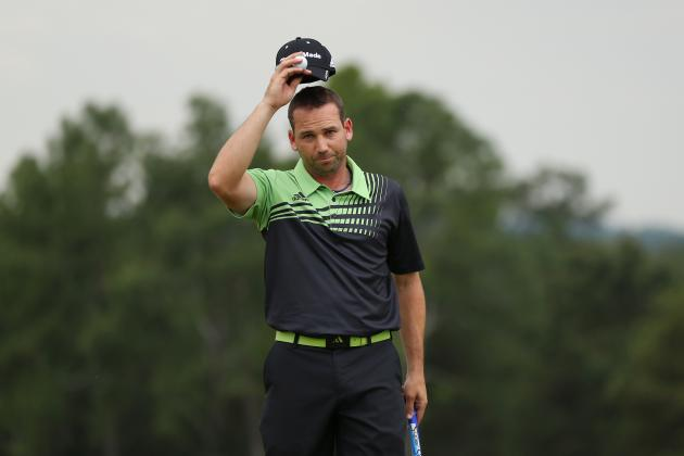 Masters 2013: Players Who Will Fall Down Leaderboard After Surprising Day 1