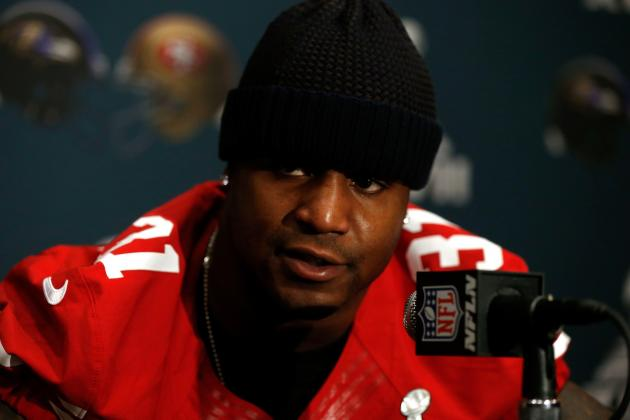 Donte Whitner: San Francisco 49ers NFL's Best Defense