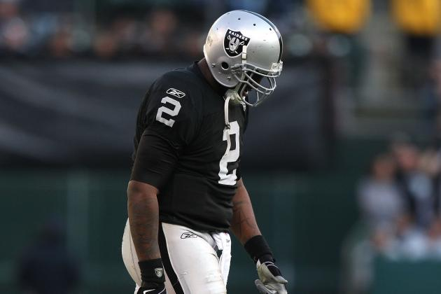 JaMarcus Russell Not Wanted by Bears or Cardinals?