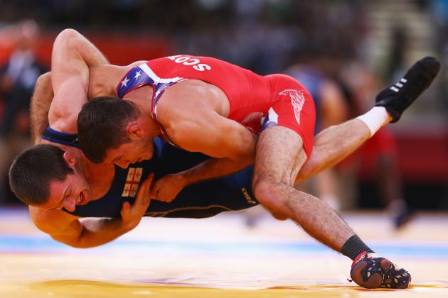 From UFC to Hollywood, Wrestling Support Is Up off the Mat