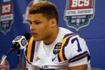 Report: Mathieu Failed at Least 10 Drug Tests at LSU