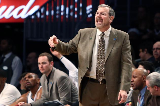 Nets Coach P.J. Carlesimo Says Heat Challenge 'Not Insurmountable'