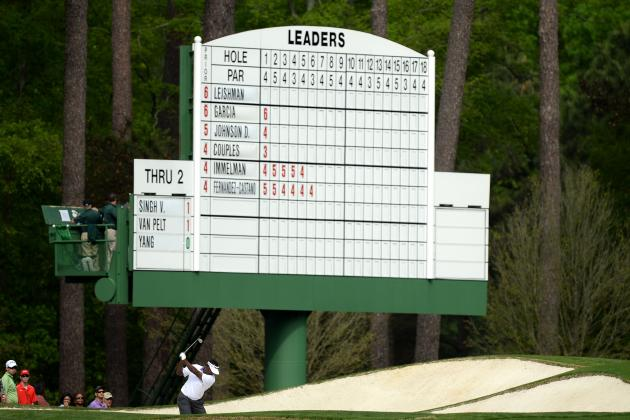 Masters Favorites 2013: What to Expect from Golf's Biggest Superstars on Day 2