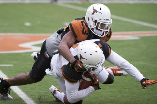 Texas Football Spring Practice: Everything You Need to Know About the DBs
