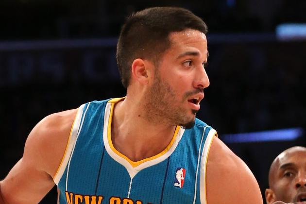 Greivis Vasquez out Tonight vs. Clippers with Ankle Injury