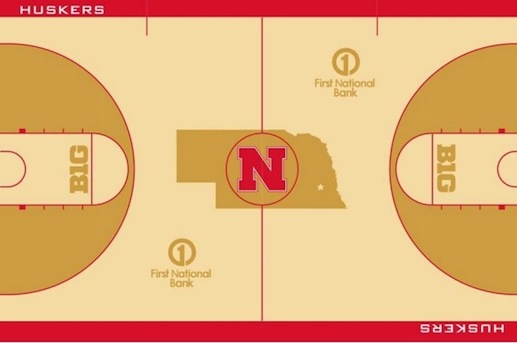 Nebraska Unveils New Court Design