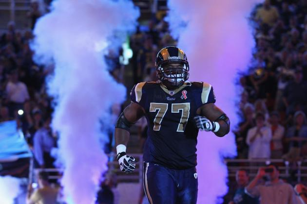 Evaluating the Saints' Free Agent Acquisition of OT Jason Smith