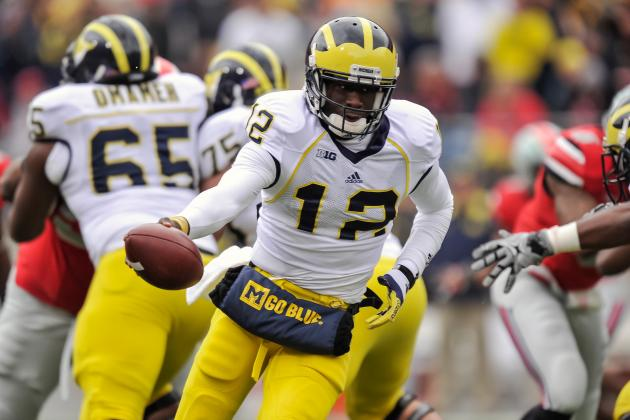 U-M Feeling Comfortable About Pro-Style Offense