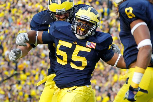 Michigan Ramps Up Pass Rush Work After Sack Totals Plummet