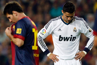 Beckham Says Ronaldo Not on Same Level as Messi