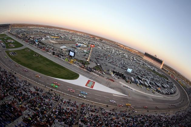 7 Amazing Stats for Texas Motor Speedway