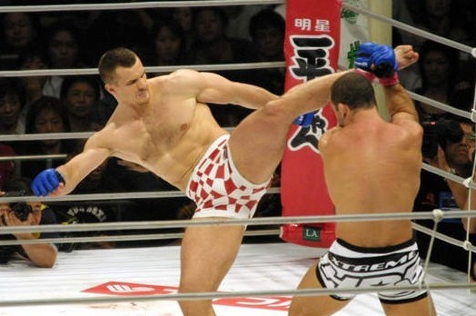 Report: Cro Cop vs. Melvin Manhoef Close to Done
