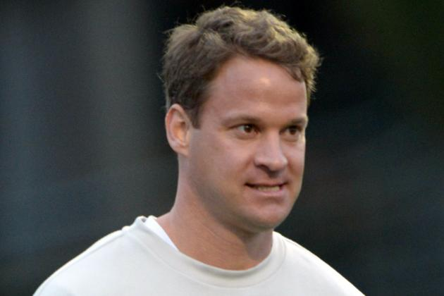 USC's Lane Kiffin Is in a Hurry to Move on from Last Season