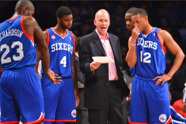 Why the Philadelphia 76ers Need to Break Up With Doug Collins