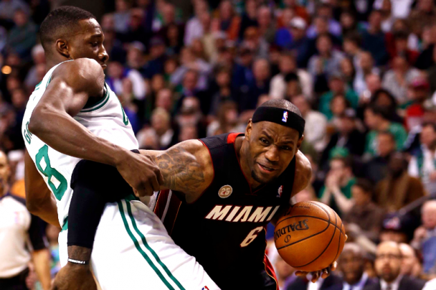 Can Jeff Green Be Boston Celtics' Answer to LeBron James?