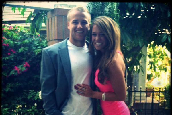 Matt Barkley Engaged to Girlfriend Brittany Langdon