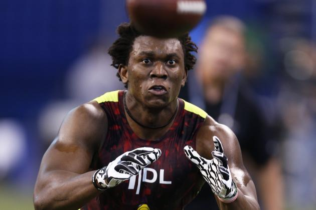 Possible Lions Draft Pick Ziggy Ansah Speeding Through Learning Curve