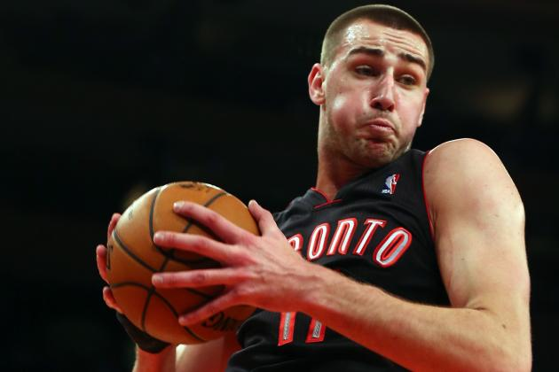 Valanciunas Ruled out as Raptors Host Bulls on TSN2