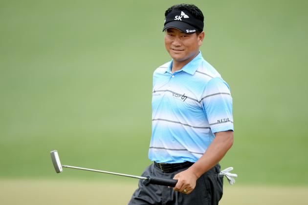 Masters Tournament Leaderboard: K.J. Choi Serious Sleeper to Win Green Jacket