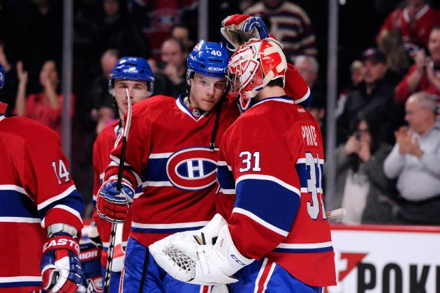 Canadiens Beat Sabres 5-1