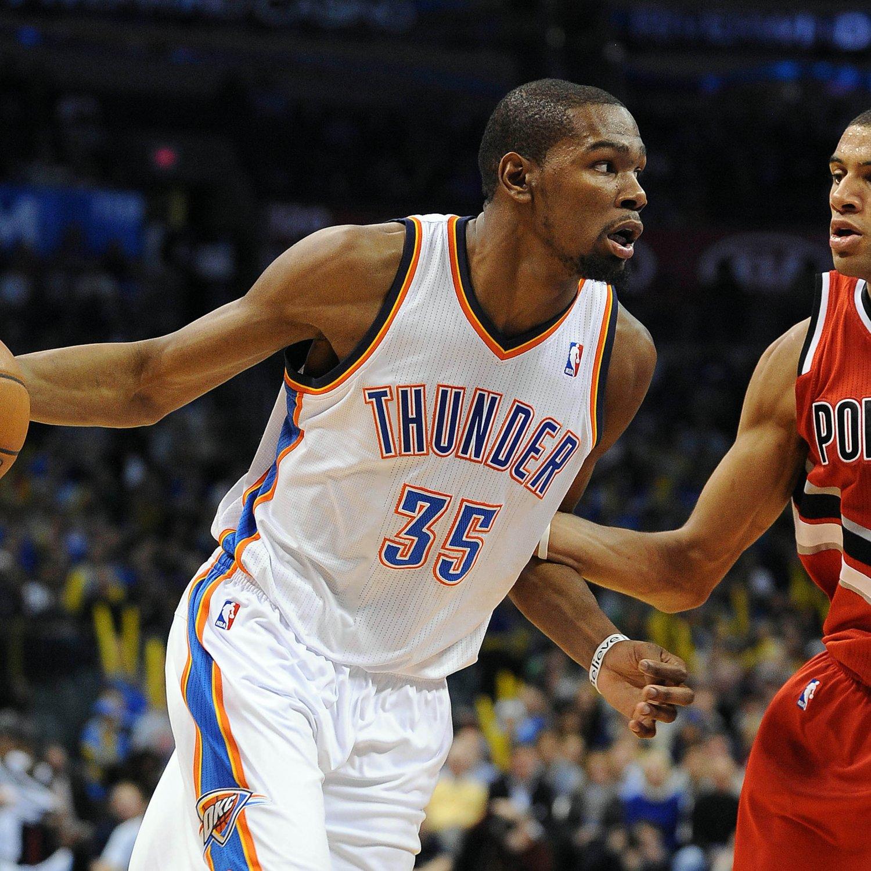 NBA Picks: Oklahoma City Thunder Vs. Portland Trail