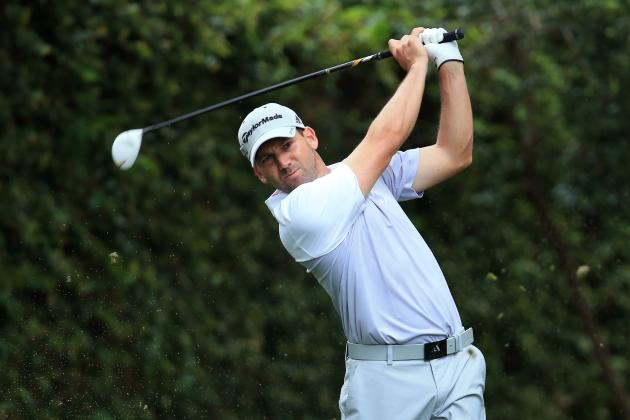 The Masters 2013 Leaderboard: Updates on Golf's Top Stars on Day 2
