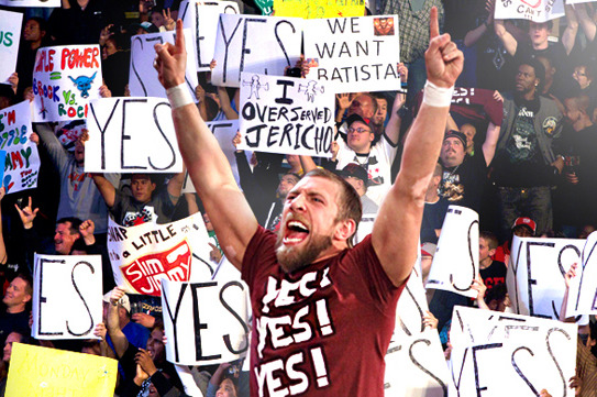 Daniel Bryan's Yes Cha...
