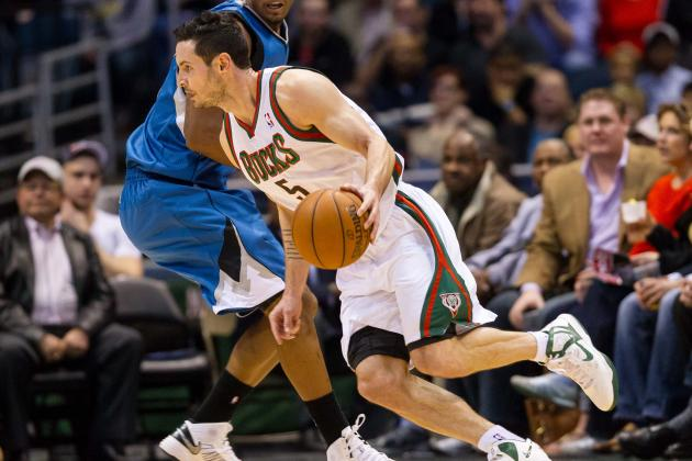 Magic Youngsters Laud Redick as Rematch Against Bucks Approaches
