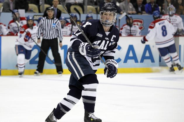 Yale Continues Frozen 4 Dream by Advancing to NCAA Title Game