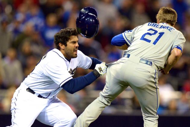 How Zack Greinke's Broken Collarbone Will Impact Dodgers' Star the Rest of 2013