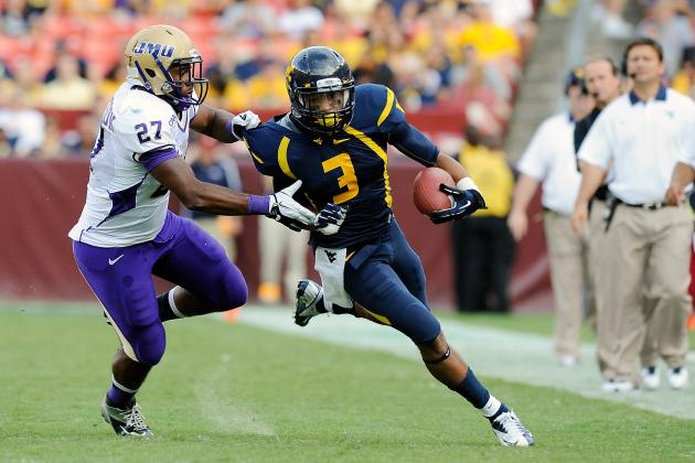 Stedman Bailey Scouting Report: NFL Outlook for West Virginia WR