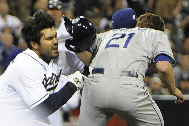 San Diego Padres: In Defense of Carlos Quentin After the Brawl