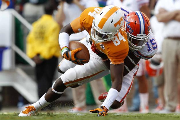 Debate: Should the Bills Draft Cordarrelle Patterson in the 1st Round?