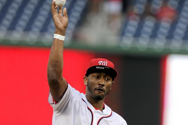 Two Years Later, John Wall Gets the First Pitch Right… Kind of