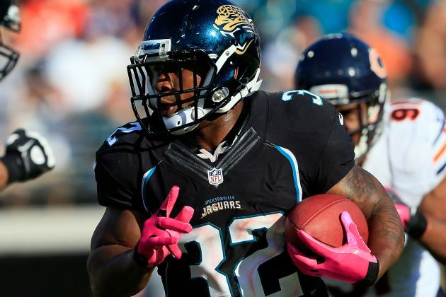 Jacksonville Jaguars Won't Trade Maurice Jones-Drew