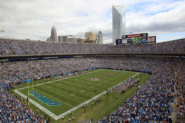 Carolina Panthers Stadium Talks to Re-Start After Senate Vote