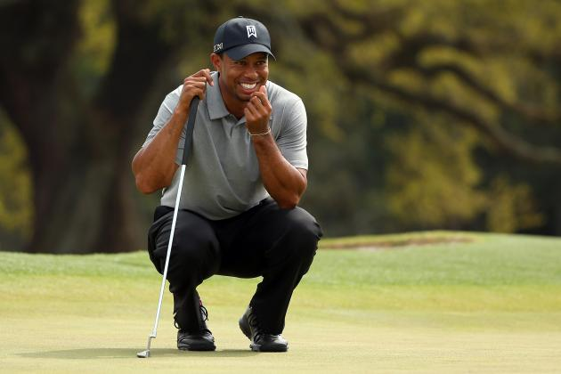 Masters Field 2013: Pinpointing Top Contenders and Pretenders