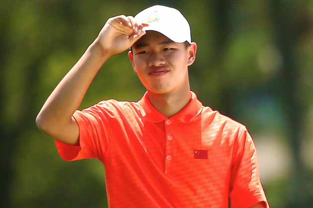 Tianlang Guan Assessed 1-Stroke Penalty for Slow Play