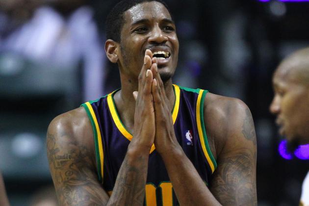 NBA Rumors: Knicks Sign Solomon Jones, Not James Singleton; Waive Kurt Thomas