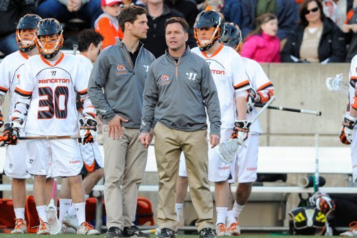 NCAA Lacrosse: Princeton Travels to Dartmouth for Must-Win Ivy League Game