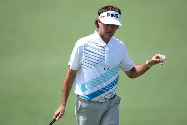 Masters Leaderboard 2013: Day 2 Updates for Previous Champions
