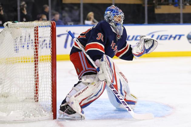 Lundqvist Applauds NHL's Anti-Homophobia Campaign