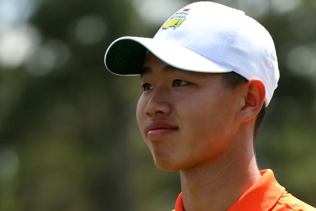 Tianlang Guan: Why His Slow-Play Penalty Tarnishes the 2013 Masters