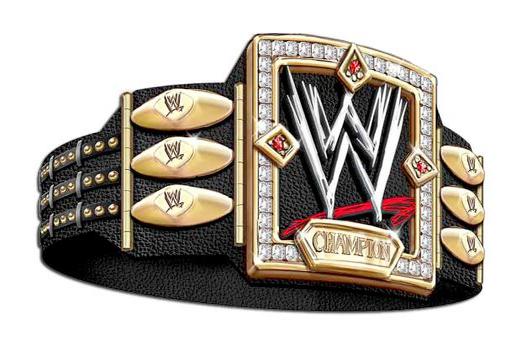 Photos: Alternate WWE Title Belts Revealed