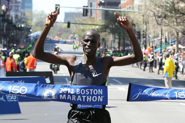 Boston Marathon 2013: Route, Start Time, Date and TV Info