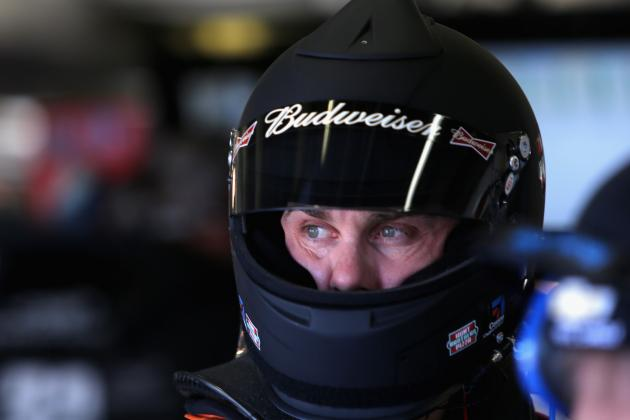 Harvick to Start at Back of Race After Engine Change