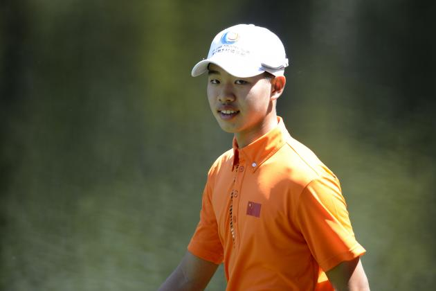 Twitter Reacts to 14-Year-Old Tianlang Guan's Controversial Masters Penalty