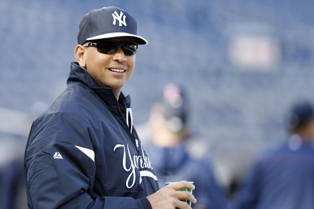 Alex Rodriguez Denies Report He Tried to Purchase Documents from Clinic